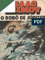 Robo de Jupter - Lucky Starr - - Isaac Asimov