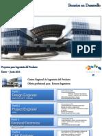 Proyectos Becarios Desarrollo Enero Mayo 2014