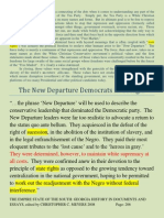 The New Departure Democrats in GeorgiaMay15th