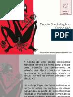 Escola Sociológica Francesa