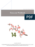 Salesforce Forcecom Workbook
