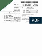 U.S. patent 5458871