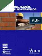 Manual Del Albañil de Ladrillos Cerámicos