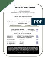 ASIC Senate Submission Update 2