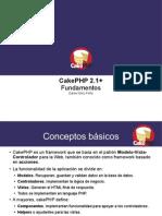 Cakephp 2.1 Fundamentos
