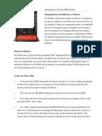 Características Técnicas IBM AS400