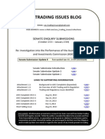 ASIC Senate Submission Update 3