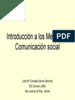 Intromedios de Comunicacion Social