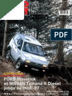 Ford maverick Nissan terrano II fr auto~1