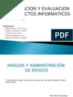 Trabajo-Análisis y Administración de Riesgos