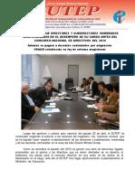 Comunicado SUTEP-MINEDU 14-05-2014
