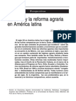 Teubal - Tierra y Reforma Agraria en América Latina