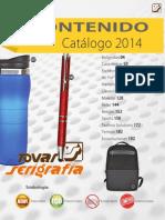 Catalogo 2014 Tovar Serigrafia