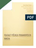 2_Foucault y Pêcheux. GVV