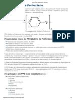 PPS 40 % Fibra de Vidro Tipos de Polímeros - Resinex