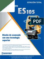 Estacion Total Topcon Es105