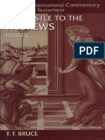 The Epistle to the Colossians - F. F. Bruce