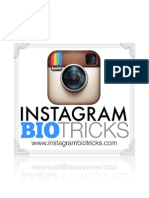 Instagram Bio Tricks