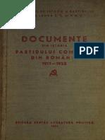 1953 - Documente din istoria PCR - vol.1.pdf
