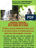 Montefiore (1) Vision Del Ecoturismo Sostenible