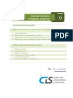 Manual de Camtasia Para Videos