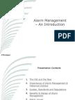 Alarm Management Presentation