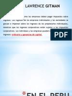 Impuesto Empresarial Peru