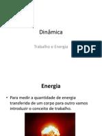 Dinâmica - Trabalho e Energia.pptx