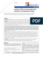 2010 Health-related Quality of Life in Overweight and Obese Youths Results of a Multicenter Study_10