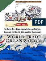 Sistem Perdagangan Internasional
