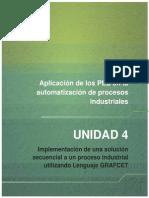 Implementacion de Una Solucion Secuencial a Un Proceso Industrial Utilizando Lenguaje Gracet