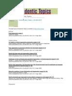 Endodontic Topics Volume 28 185