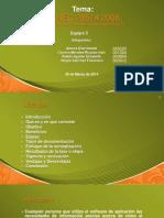 Exposicion Iso IEC 26514