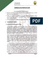 Informe Gps Diferencial