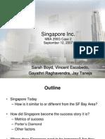 Singapore Inc Team7
