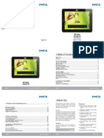 User Manual Me Tablet Connect v3