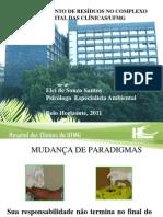 GERENCIAMENTO RESIDUOS HOSPITALARES