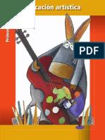 Libro Del Alumno 1o Educ Art Primaria RIEB 2011