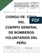(1) Codigo de Etica y Manual de Etica