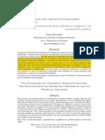 Bocarejo 2012 - Dos Paradojas Del Multiculturalismo