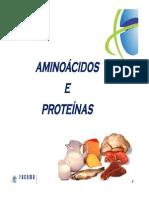 Aminoácidos Proteínas - Copia