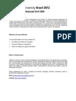 Topografia no Autocad Civil 3D® 2012
