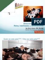Conferencia DdP UNC 2013