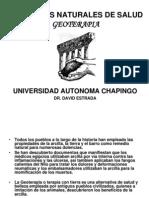 Elementos Naturales de Salud Geoterapia.