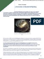 Corrimiento Al Rojo y Microondas_ La Falsedad Del Big Bang -- Ciencia y Tecnología -- Sott