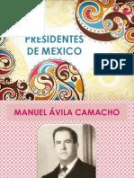 President Es Mexico