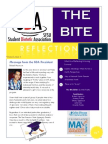 sda newsletter reflections april