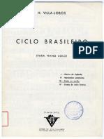 Ciclo Brasileiro - Festa No Sertao