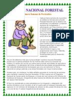 Semana Nacional Forestal