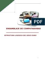 Estructura Logigica Del Disco Duro